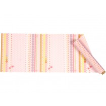 Overbeck and Friends non-woven table runner Joy