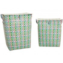 Overbeck laundry basket Johnny