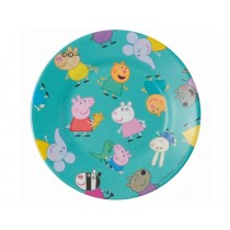 Petit Jour Melamine Plate PEPPA PIG