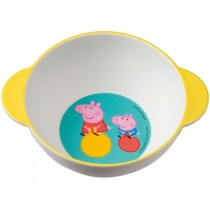 Petit Jour Bowl with Handles PEPPA PIG