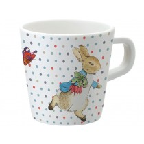 Peter Rabbit melamine handle cup small
