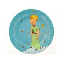 Petit Jour Melamine Plate LITTLE PRINCE BLUE