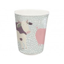 "Drinking Cup ""On the Farm"" by Petit Jour"