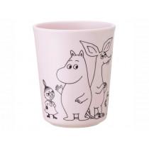 Petit Jour Melamine Cup MOOMINS pink