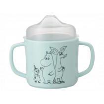 Petit Jour Sippy Cup MOOMINS blue