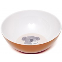 Petit Monkey Melamine Bowl KOALA light pink