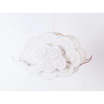 Petit Pan Lamp NUAGE white L