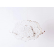 Petit Pan Lamp NUAGE white S