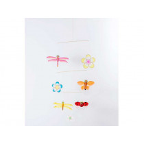 Petit Pan Mobile INSECTS & FLOWERS