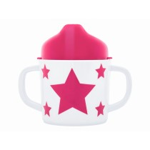 Pimpalou two handle cup star fuchsia