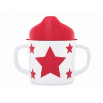 Pimpalou two handle cup star red