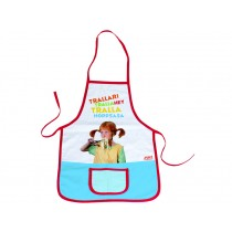 Pippi Longstocking kids apron