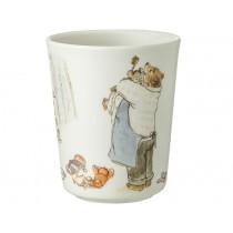 Petit Jour Melamine Cup ERNEST & CELESTINE blue