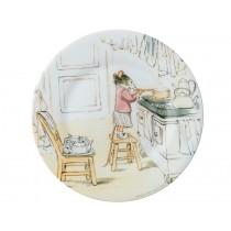 Petit Jour Melamine Plate ERNEST & CELESTINE