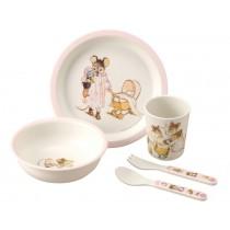Petit Jour 5-Piece Gift Box ERNEST & CELESTINE pink