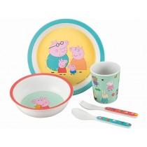 Petit Jour 5-Piece Gift Box PEPPA PIG