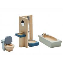 PlanToys Dollhouse Bathroom ORCHARD