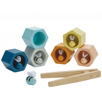 PlanToys Learning Toy BEEHIVES Orchard