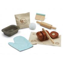 PlanToys Bread Loaf Baking Set