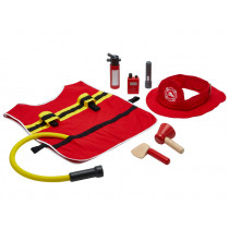 Plantoys FIRE FIGHTER Play Set