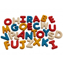 PlanToys Alphabet UPPERCASE