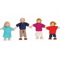 PlanToys Doll Family EUROPE