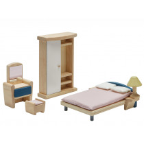 PlanToys Dollhouse Bedroom ORCHARD