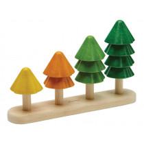 PlanToys Sort & Count TREES