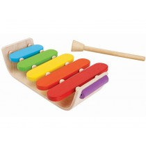 PlanToys xylophone oval