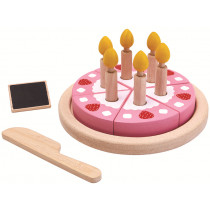 Plantoys Birthday Cake Set