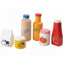 Plantoys Food and Beverage Set