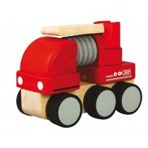 Plantoys Mini Vehicle FIRE ENGINE