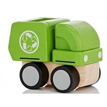 Plantoys Mini Vehicle GARBAGE TRUCK
