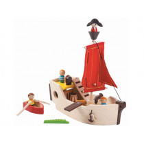 PlanToys Pirate Ship LARGE