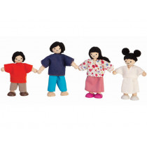 PlanToys Doll Family 3