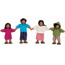 PlanToys Doll Family 2