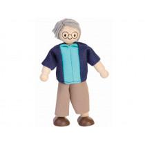 PlanToys Doll Family GRANDPA