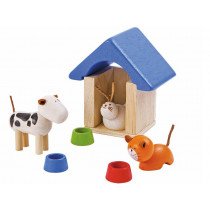 PlanToys Dollhouse Pets