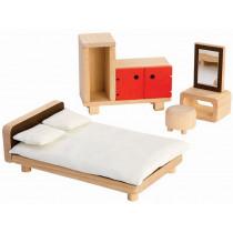 PlanToys Dollhouse Bedroom