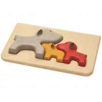 PlanToys Puzzle DOGS