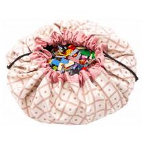 Play & Go toy storage bag GEO coral