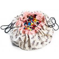 Play & Go toy storage bag MINNIE GOLD