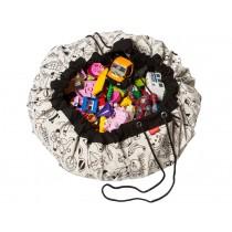 Play & Go toy storage bag Color My Bag