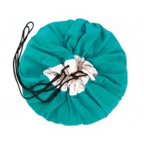 Play & Go toy storage bag turquoise