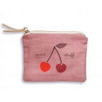 pleased to meet Purse CHERRY