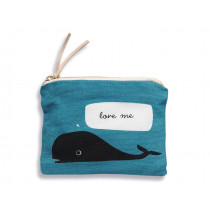 pleased to meet Purse WHALE