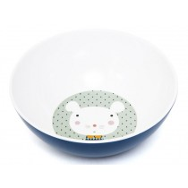 Melamine Bowl Mouse Drops by Petit Monkey