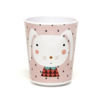 Melamine Cup Rabbit Drops by Petit Monkey