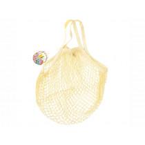 Rex London Organic Shopping Net Bag CREAM