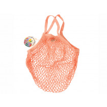 Rex London Organic Shopping Net Bag CORAL